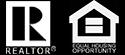 realtor logo equal housing logo